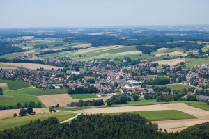 Triftern im Landkreis Rottal-Inn