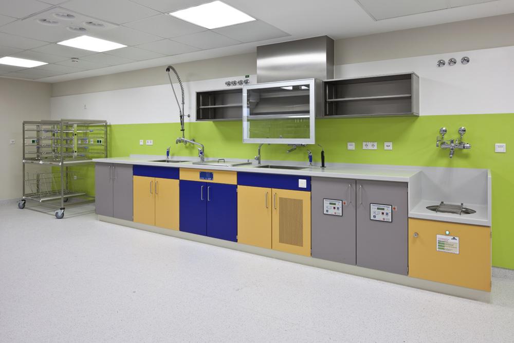 <strong>Service de stérilisation centrale</strong> Klinikum-Lippe GmbH